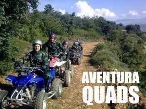 rutas en quads