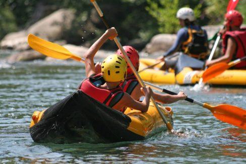 kayak para grupos