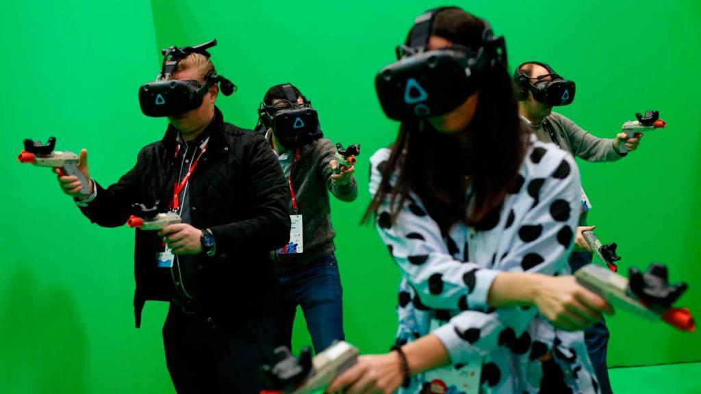 juegos de realidad virtual para despedidas